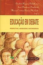 Educação Em Debate.…