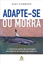 Adapte-se ou morra by Gmt Sextante