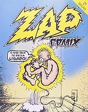 Zap Comix – tekijä: Robert Crumb