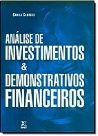 Análise de Investimentos & Demonstrativos…