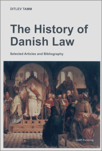 the-history-of-danish-law-selected-articles-and-bibliography-law-and-culture