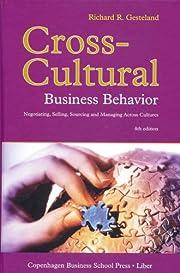 Cross-Cultural Business Behavior:…