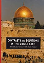 Contrasts and solutions in the Middle East…