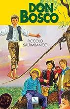 Don Bosko: jaunystė by G. Setti