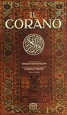 Il Corano: testo arabo con la versione…