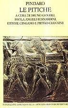 Pythian odes by Pindar