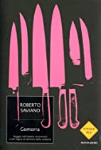 Gomorra by Roberto Saviano