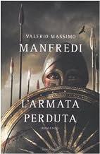 L'armata perduta by Valerio M. Manfredi