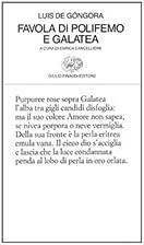 Favola di Polifemo e Galatea by Luís de…