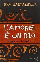 L'Amore E UN Dio (Italian Edition) by Eva…