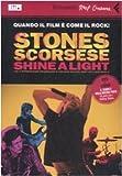 Martin Scorsese: Shine a light. DVD. Con libro