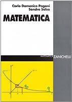 Matematica by Carlo Domenico Pagani