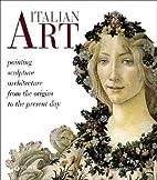 Italian Art: Painting, sculpture,…