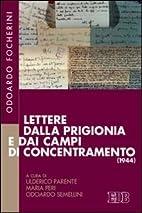 Lettere dalla prigionia e dai campi di…
