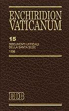 15: Documenti ufficiali della Santa Sede,…