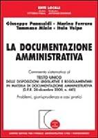 La ‰documentazione amministrativa: commento…