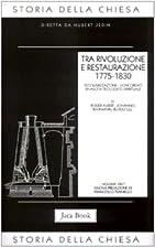 8.1: Tra Rivoluzione e restaurazione,…
