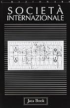 Società internazionale by Fabio Armao