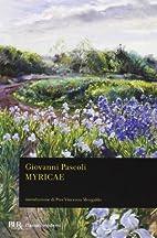 Myricae by Giovanni Pascoli