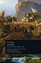 Storie by Herodotus