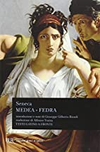Medea ; Phaedra [Latin text] by Lucius…