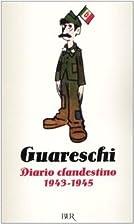 Diario clandestino 1943-1945 by Giovanni…