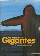 zz2 COLLEZIONE 2002, Il Ritorno dei Giganti.…