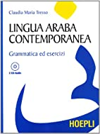 Lingua araba contemporanea by Claudia M.…
