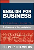 English for business: a practical guide to…