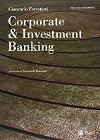 Corporate & Investment Banking - Seconda…
