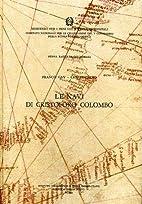 Le navi di Cristoforo Colombo. by AA.VV.