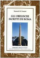 ˆGli ‰obelischi iscritti di Roma by…