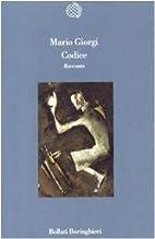 Codice: Racconto (Varianti) by Mario Giorgi