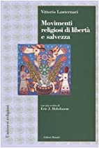 Movimenti religiosi di liberta. Spanish. by…