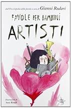 Favole per bambini artisti by G. Rodari