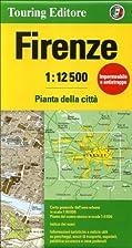 Firenze 1:12500 by Touring Club Italiano