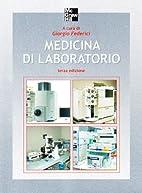 Medicina di laboratorio by Giorgio Federici