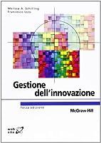 Gestione dell'innovazione by Francesco Izzo…
