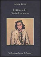 Letter to D by André Gorz