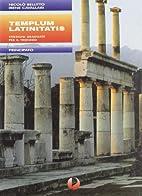 Templum Latinitatis: versioni graduate per…