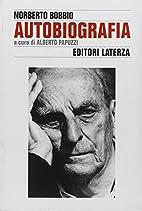 Autobiografia by Norberto Bobbio