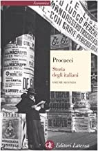 Storia degli italiani. Vol. 2 by Giuliano…