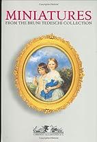 Miniatures from the Bruni Tedeschi…