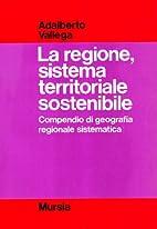 La regione, sistema territoriale…