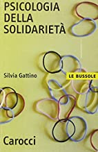 Psicologia della solidarietà by Silvia…