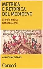Metrica e retorica nel Medioevo by Raffaella…