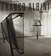 Franco Albini (Italian Edition) by Antonio…