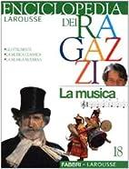 Enciclopedia dei ragazzi: la musica