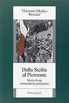 Dalla Sicilia al Piemonte. Storia di un…