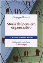 Storia del pensiero organizzativo by…